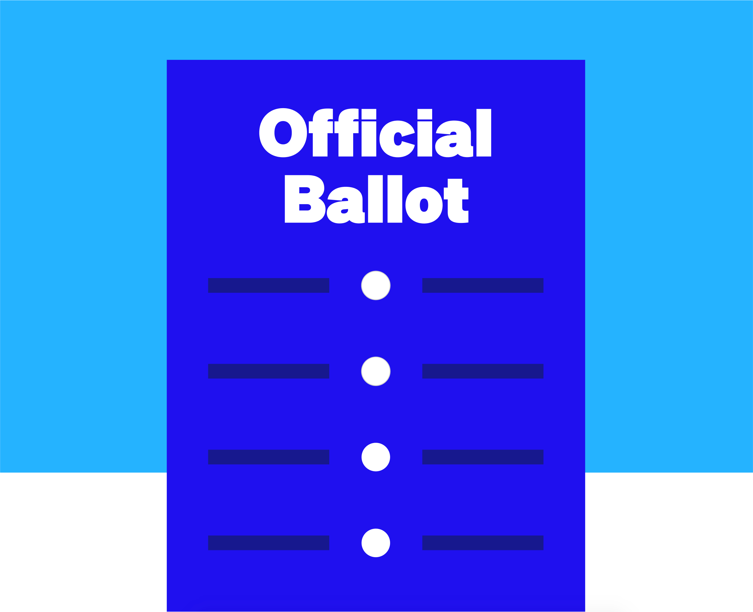 Poorly designed ballots lead to thousands of undercounted votes each year